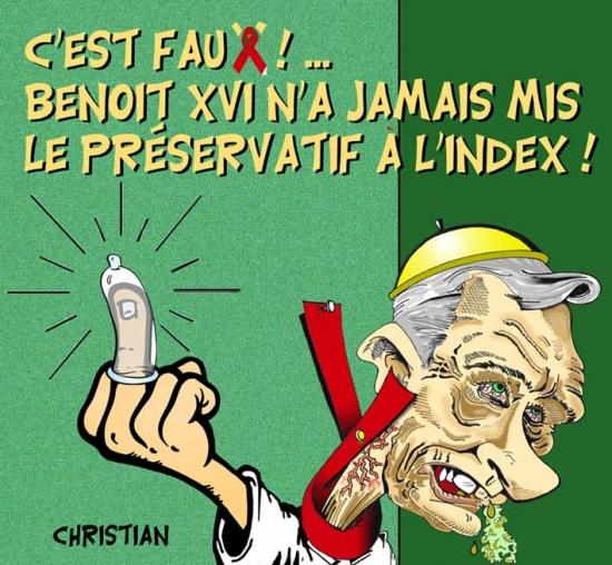 Pope Benedict XVI by chris69